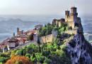 San Marino i Italija