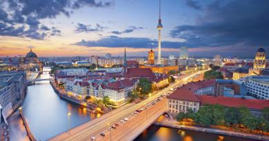 Berlin i festival svetlosti